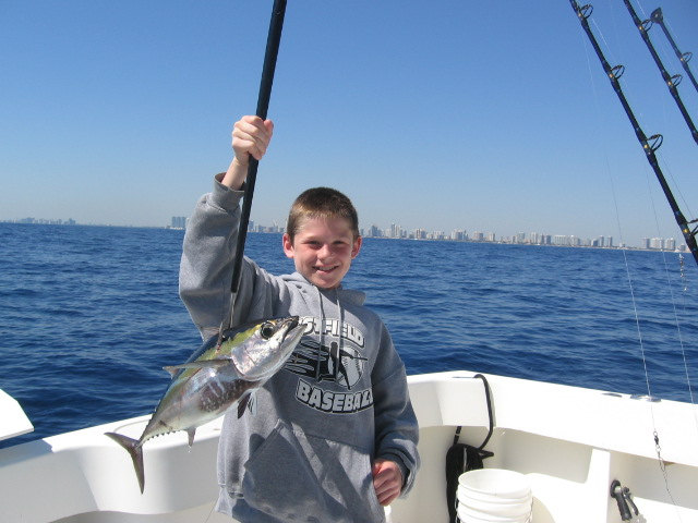 Junior Angler