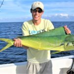 Mahi fishing will heat up in April and May!