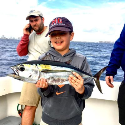 Catching limits of Blackfin Tunas