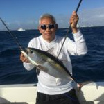 Blackfin Tuna are running